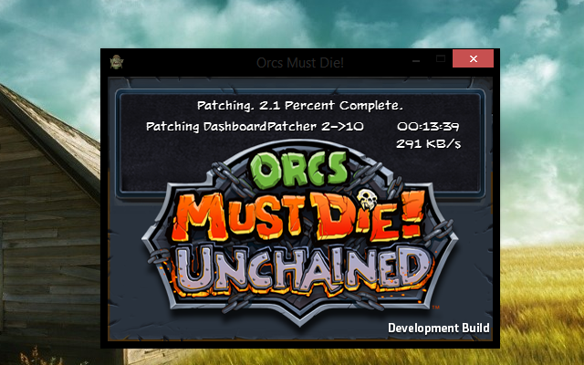 Содержимое /games/orc must die unchained.